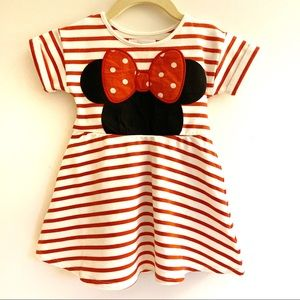 BabyGap Disney Minnie Mouse Fit and Flare Dress
